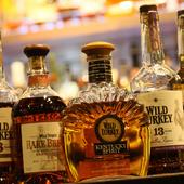 界隈では類を見ない程の豊富な品揃え「バーボンウイスキー」