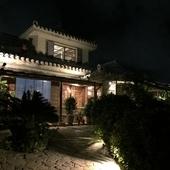 沖縄の歴史、文化を感じさせるロケーションでゆったり