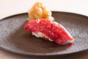 こだわりは、旬のネタを使うこと『寿司』