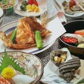 瀬戸内の旬の食材を使用したお料理が自慢です