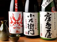季節のオススメや限定品に出合えることも『岐阜の地酒』