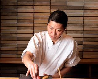 心を込めた寿司とサービスで、ゲストが心から楽しめる時間を演出
