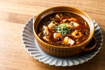 奥行きのある味わいを堪能できる『本格 広東風麻婆豆腐』