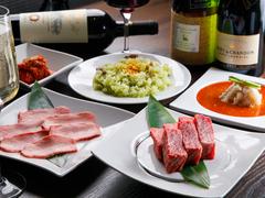 ◇Go To Meat!◇カルビ/特選タン塩/ホルモンまで!安心120分飲み放題付コース 6250円(税込)