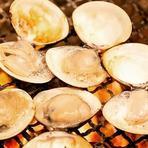 近隣では珍しい三重県桑名産の蛤、北海道苫小牧の魚介類、そして北海道のブランド鶏桜姫。選び抜いた食材で味わう料理はどれも素材を活かしたおいしさ。旬に合わせて変わる季節の味も楽しめます。