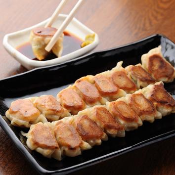 胡麻鯖、一口餃子(全8品)飲放120分
