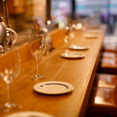 イタリア料理にワインを合わせて、気軽に贅沢な気分を満喫