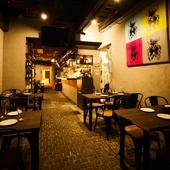 ★10/1NEWOPEN★オシャレ空間でコスパ抜群の韓国料理をご堪能♪