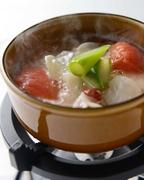コクと深みのあるスープが絶品の『トリュフ稲庭うどん』