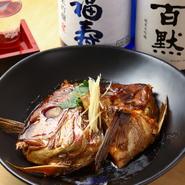 意外性ある美味しさが魅力『鯛あら炊き』