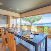 瀬戸内を五感で満喫。「せとうち児島ホテル」の和食レストラン
