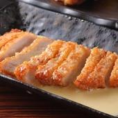 鶏のムネ肉を使った、がっつりメニュー『鶏南蛮フライ』