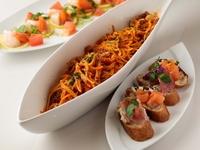 深みのある味わいを楽しめる『ナポリタンスパゲッティー&タルティーヌ』