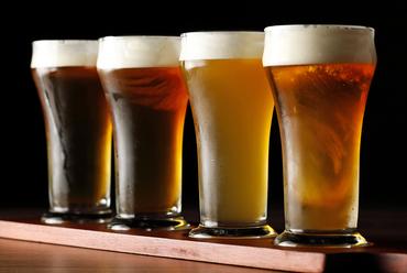 4種のビールを完全制覇! 『クラフト生ビール飲み比べセット(4種類)』
