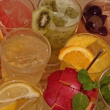 【日本酒30種類】を含む全60種類60分飲み放題
