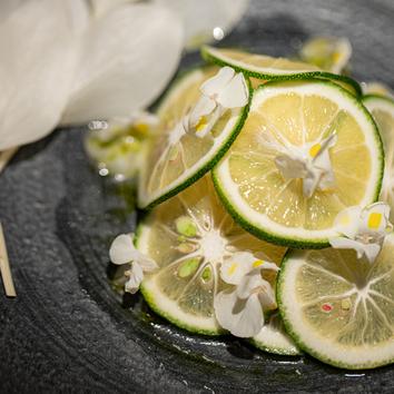 Dinner Cours 花とイタリアン   10000円 6品 ※期間限定