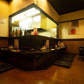 ふらっと入って、ゆったり憩える。古川東町の一人飲みの隠れ家