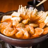 海鮮鍋〈一人前〉