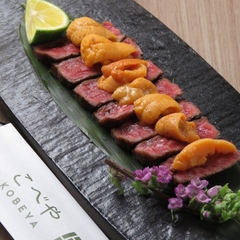 黒毛和牛ステーキや当店おすすめお料理をお愉しみいただけるコースです。