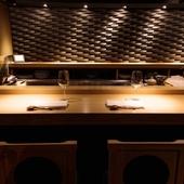 大切な人と、特別な日にオシャレをして愉しみたい料理&空間