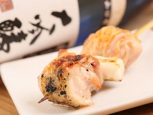 鮮度や質、産地にもこだわって、厳選した鶏肉だけを使用
