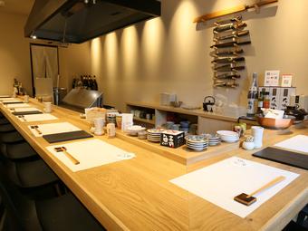 素材の良さと料理人の技が光る料理と上質な空間に魅了される店