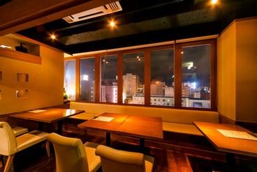 栃木市 夜景 レストラン