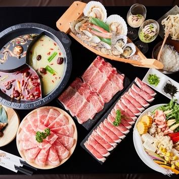 選べるメイン鍋と定番の居酒屋料理『スタンダード居酒屋コース』
