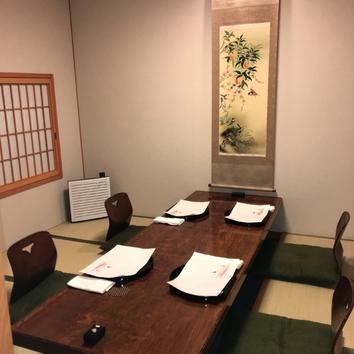 ミニ懐石コース<全8品>