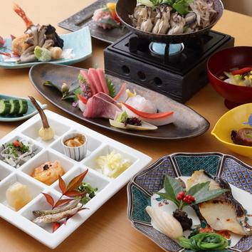 日本料理 やしま 福コース<10品>
