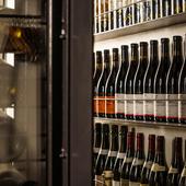 バータイムの営業は、ワインを愛するゲストには耳よりな情報