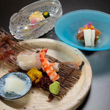 ●大原コース(懐石料理)