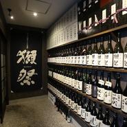日本酒以外のお酒も色々取り揃えていて、中でもクラフトビールは地元石川県と大阪府、山梨県のものを計10種類以上仕入れています。季節限定ものなどもあり、つい色々と試してみたくなりそうです。