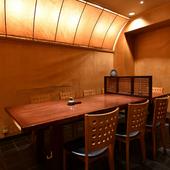 初めて訪れても、気構えなしで憩える恵比寿の隠れ家的和食店