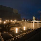 六本木ヒルズや東京タワーを眺めながら、贅沢なひとときを満喫