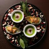 地産地消をテーマに、北海道の豊かな食材を選りすぐり