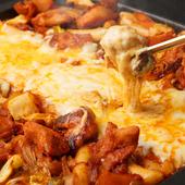 とろけるチーズと甘辛ヤンニョムのハーモニー『チーズタッカルビ』(レギュラーサイズ)