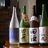 京都ならではのおいしさを、洋のテイストで再構築した創作料理
