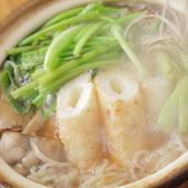 比内地鶏の白湯ガラスープの奥深い味わいに脱帽する、秋田名物『きりたんぽ鍋』