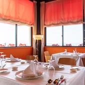 デートに最適。綺麗な景色を望むイタリアンレストラン