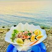 優しい甘さと、バターの風味を堪能できる『はちみつバターシュガーワッフル』