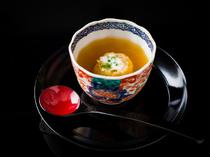 コンソメとジャガイモの絶品ハーモニー『小次郎スープ』