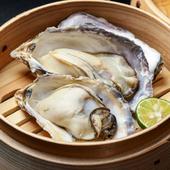 貝のおいしさをより一層引き立てる全国の銘酒が勢揃い