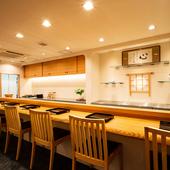 食材・味わいは第一級、アットホームな雰囲気とくつろぎの空間
