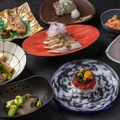 熟練の目利きで厳選した、日本各地の旬の銘品を仕入れ