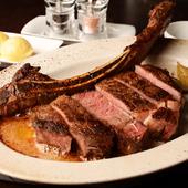 リブアイとはリブロースの中心で、最上級部位。本当に1頭からほんの少ししか取れない希少なお肉。
