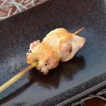 名古屋のブランド地鶏といえばコレ!食感をお楽しみください。