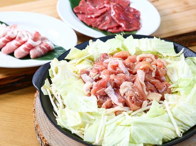 北海道「肉の山本」ジンギスカン鍋ランチ