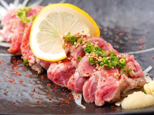 希少な道内産をはじめ、国内外から選りすぐった上質なラム肉