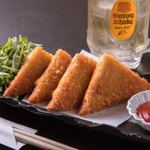 昔ながらの懐かしい味『チーズハムカツ』